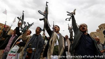 Proteste in Sanaa