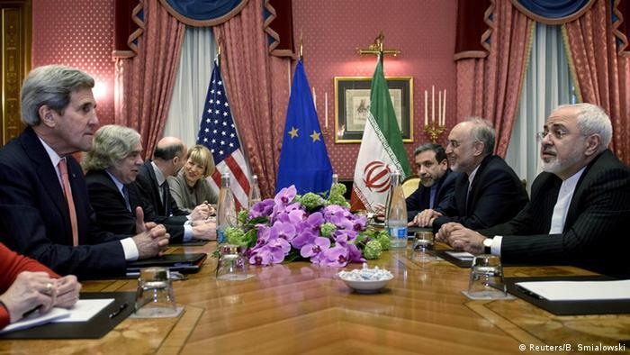 переговоры по иранской ядерной программе в Швейцарии