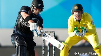 New Zealand's Corey Anderson
