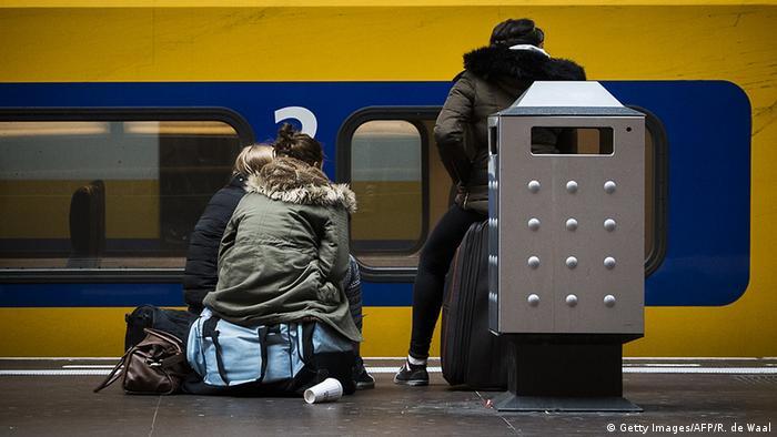 Niederlande Stromausfall bei Tennet Amsterdam flughafen