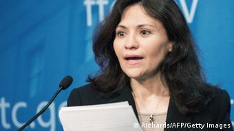 Vorsitzende der Federal Trade Commission (FTC), Edith Ramirez. (Foto: Getty-Images