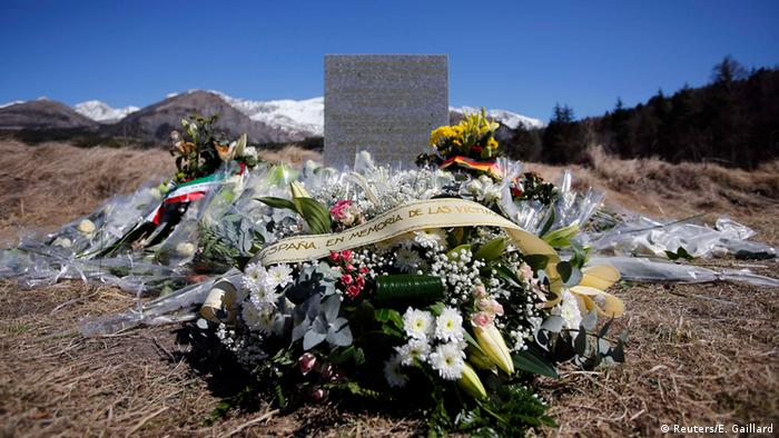 Germanwings Absturz 4U9525 Angehörige in Le Vernet