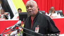 Mosambik Armando Guebuza