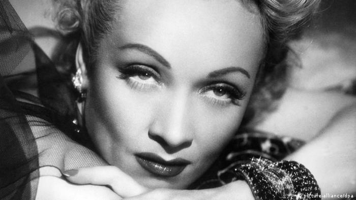 Marlene Dietrich (picture-alliance/dpa)