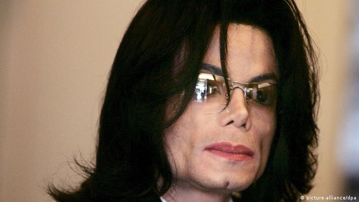 Michael Jackson. Foto: Foto: Mata/dpa +++(c) dpa - Bildfunk+++