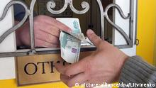 Symbobild Wechselkurs Russland