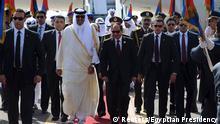 arabische Liga Konferenz in Ägypten