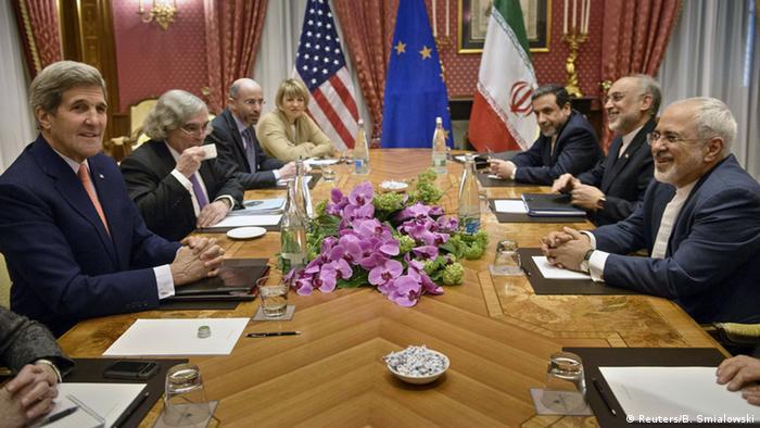 Переговори щодо іранської ядерної програми (фото з архіву)