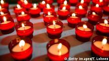 Frankreich Digne-les-Bains Trauergottesdienst Germanwings Absturz