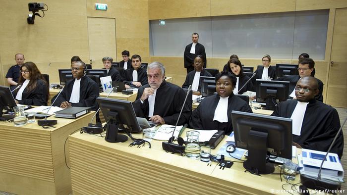 Symbolbild Weltstrafgericht Den Haag. Foto: Paul Vreeker/EPA