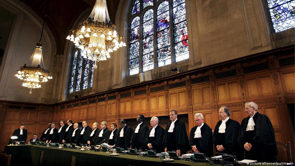رسميا، فلسطين عضو في المحكمة الجنائية الدولية | DW | 01.04.2015