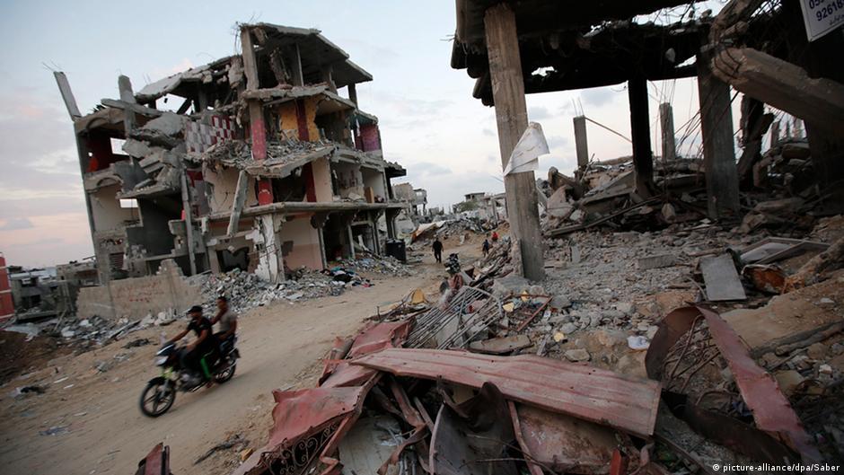 Ahead of UN report, Israel defends operation in Gaza as 'moral war' | DW | 15.06.2015