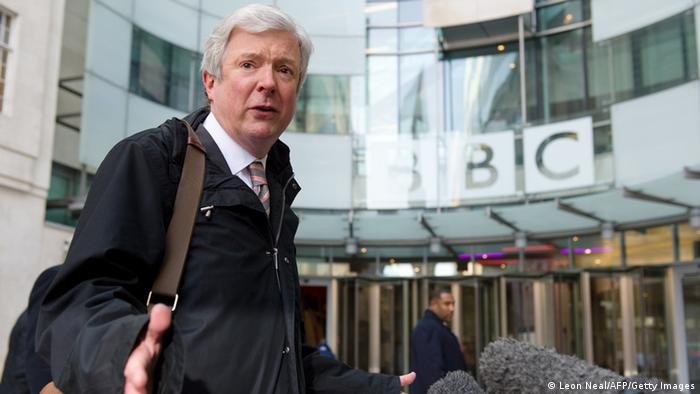 BBC head Tony Hall (Leon Neal/AFP/Getty Images)
