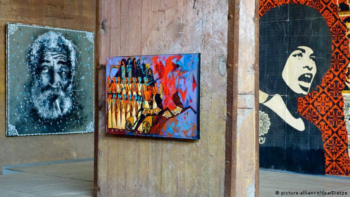 UrbanArt Biennale 2015 in der Völklinger Hütte