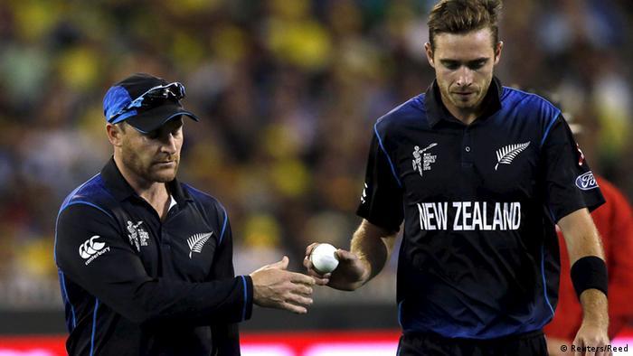 Cricket WM Finale Australien gegen Neuseeland (Reuters/Reed)