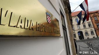 Vlada RH na Markovom trgu u Zagrebu