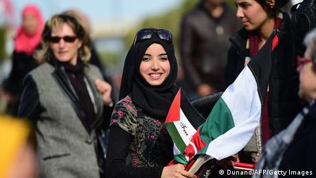 Marsch gegen Terror in Tunis