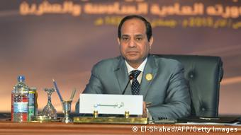 Gipfeltreffen der arabischen Liga in Ägypten