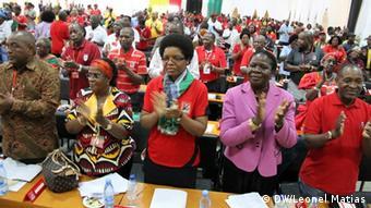 Treff des Zentralkomitees von FRELIMO