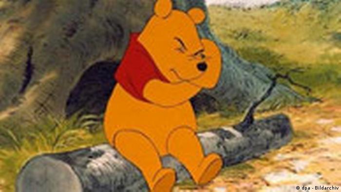 Pooh Bear (dpa)
