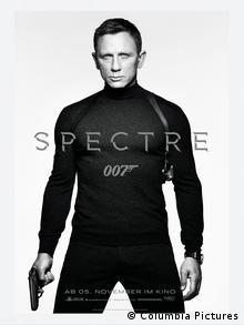 Poster James Bond Spectre - Copyright: Columbia Pictures