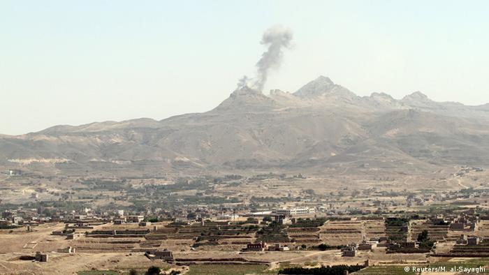Kämpfe im Jemen
