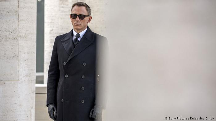 Daniel Craig in Spectre (dpa)