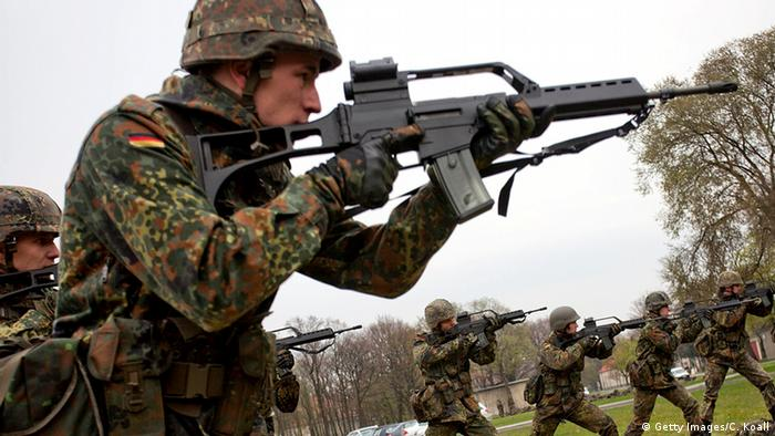 G36 (Foto: Getty Images).