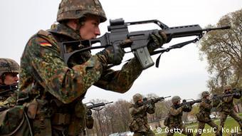 G36 assault rifle