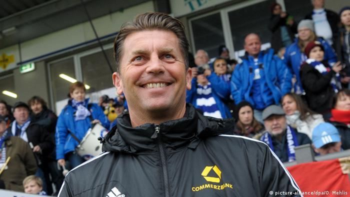 Colin Bell, FFC Frankfurt Team coach