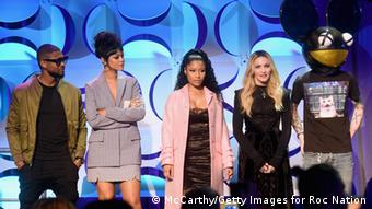 Tidal Launch New York. Copyright: Jamie McCarthy/Getty Images.