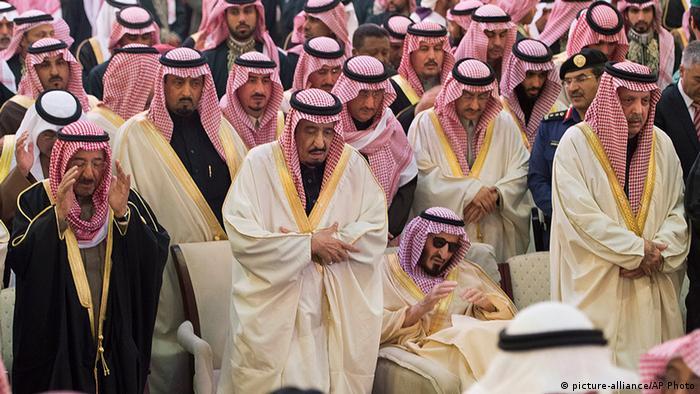 Beerdigung von König Abdullah