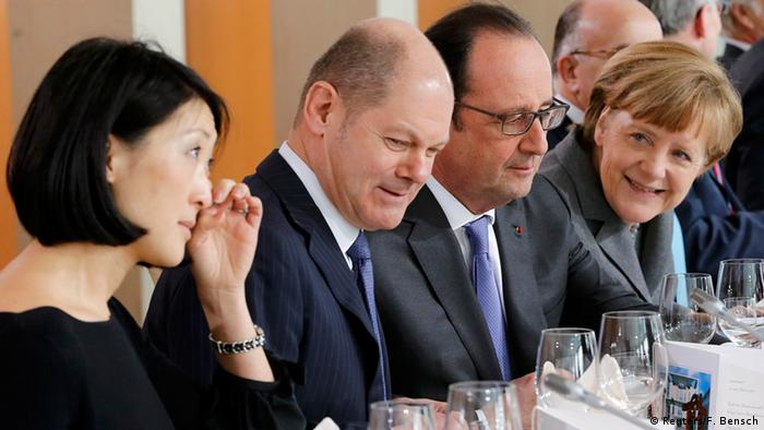 German-French government consultations in Berlin
