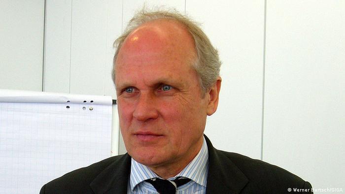 Prof. Dr. Robert Kappel (Foto: Werner Bartsch/GIGA)