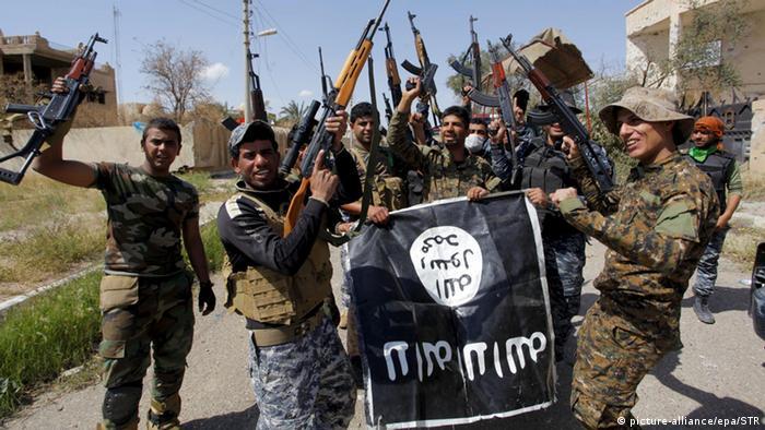 Irak Tikrit Kämpfe Eroberung Irakische Armee