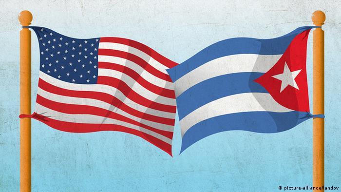 Symbolbild USA Kuba Annäherung