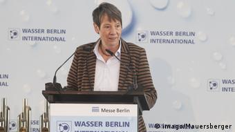 Bundesumweltministerin Barbara Hendricks (SPD) Foto: DPA