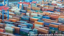 Symbolbild Deutschland Export