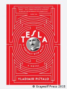 Buchvorstellung Tesla Portrait unter Masken in Boston