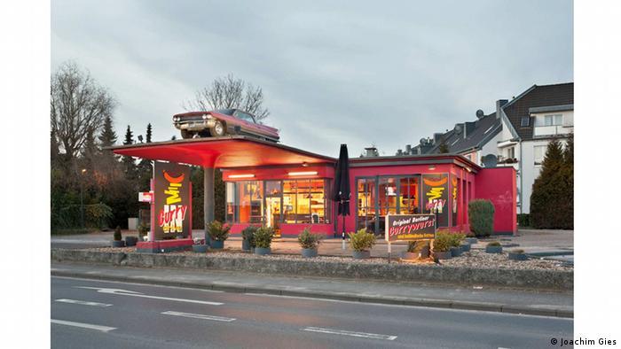 Ресторанчик Curry-Drive-In в Фирзене