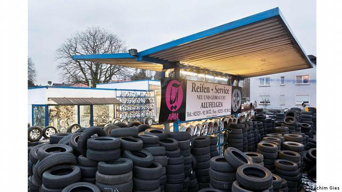 Автомагазин в городе Херне