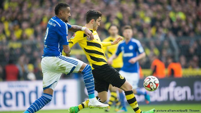 Fußball Bundesliga Borussia Dortmund vs. FC Schalke 04