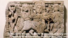 Deutschland Bode-Museum Ausstellung Ein Gott - Abrahams Erben am Nil
