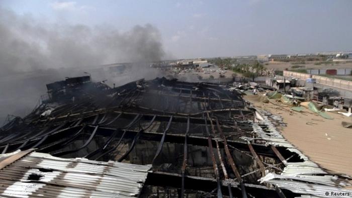 29 Menschen sterben bei Luftangriff auf eine Molkerei im Jemen