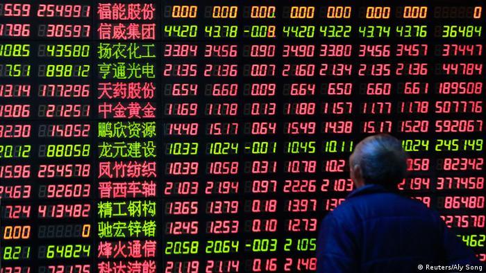 China Aktienmarkt Aktien Aktienboom Kursrally