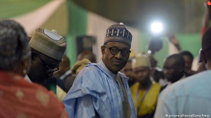 Nigeria - Muhammadu Buhari