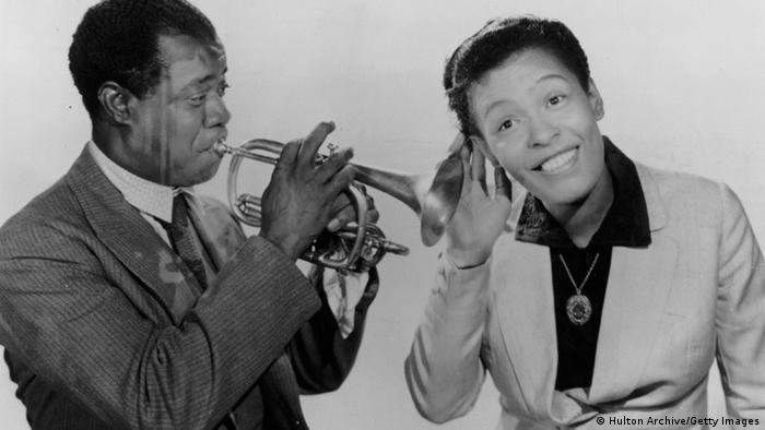 Billie Holiday Louis Armstrong