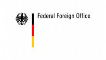 Logo Partner Auswärtiges Amt Englisch German News Service