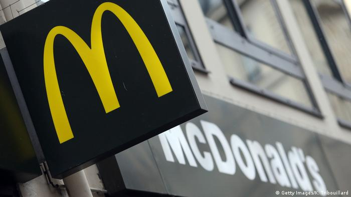 Symbolbild - McDonald's (Getty Images/K. Tribouillard)