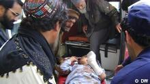 Afghanistan Selbstmordattentat in Khost